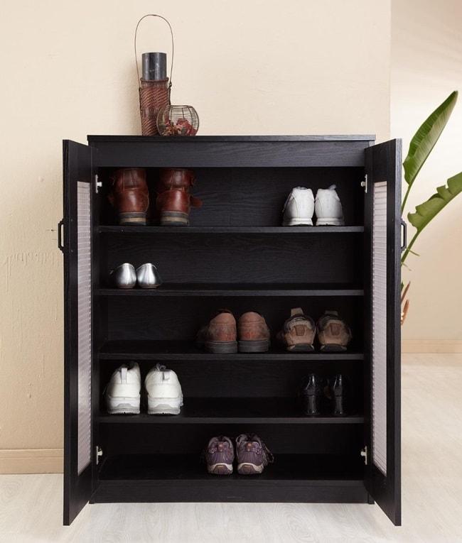 Enitial Lab Brisk 5-Shelf Shoe Cabinet