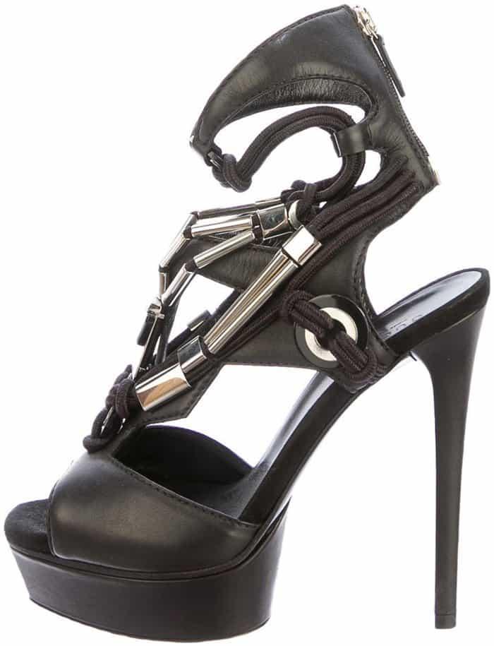 Gucci Sigrid Platform Sandal
