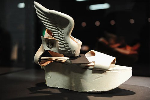 Vivienne Westwood Apollo Winged Shoe