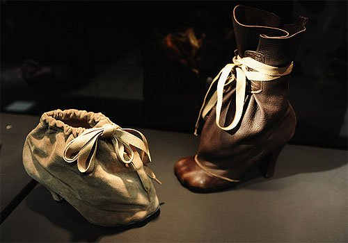 Anglophilia Sack Boots