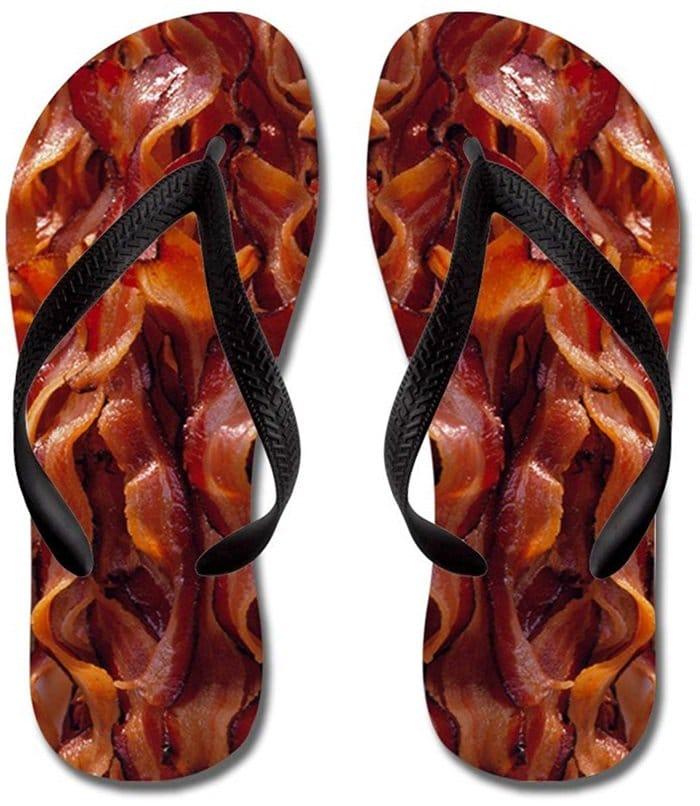 CafePress Bacon Flops