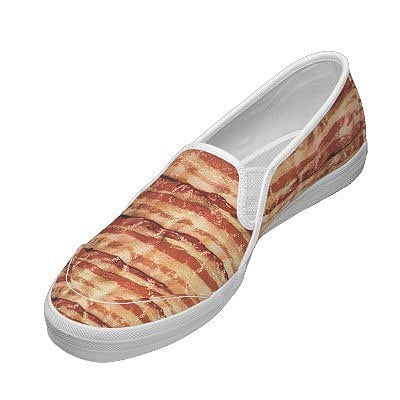 Keds Champion Slip On Bacon Shoes