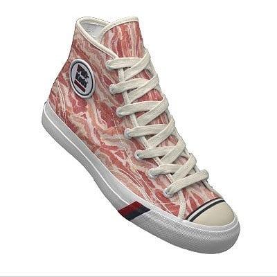 PRO-Keds Royal Hi Bacon Shoes