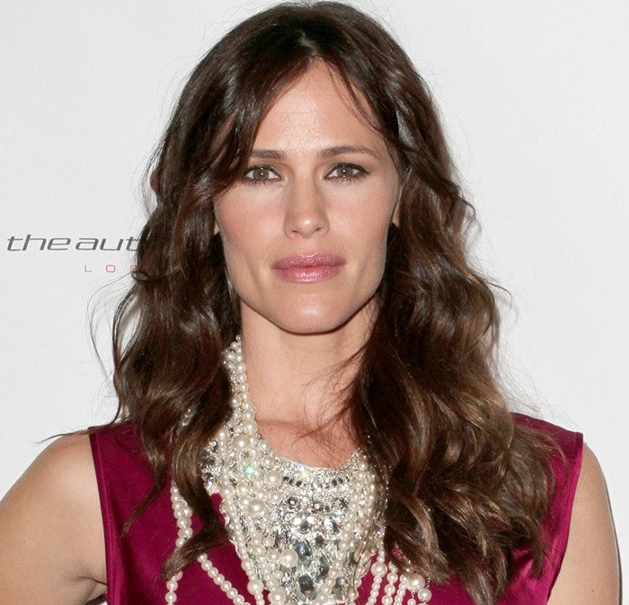 Jennifer Garner at the 6th annual Pink Party held at Drai's