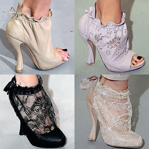 Nina Ricci Spring 2010 RTW shoes