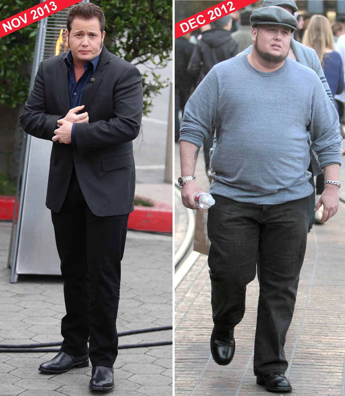 Chaz Bono shows off his 65 lbs. weight loss