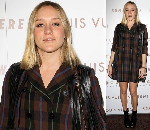 Chloe Sevigny attends the 'Somewhere' Los Angeles Premiere at ArcLight Cinemas on December 7, 2010, in Hollywood, California