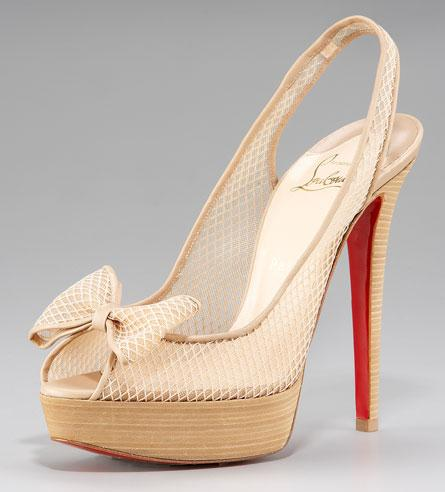 The Loveliest Shoes From Christian Louboutin S Spring 2011