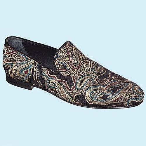Jimmy Choo men's evening slipper