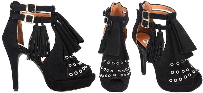 Jeffrey Campbell P Kitten Shoe