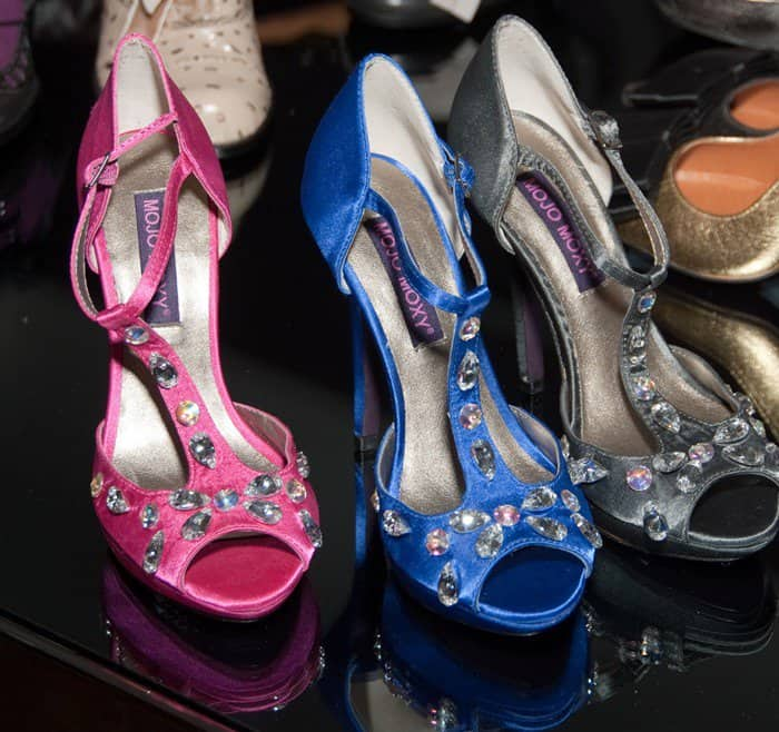 ShoeDazzle is famous for affordable high heel shoes for women