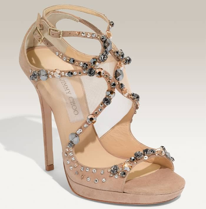Jimmy Choo 'Viola' Sandals