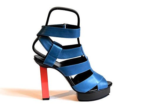 Pierre Hardy Spring 2011 collection