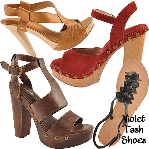 Violet Tash Shoes