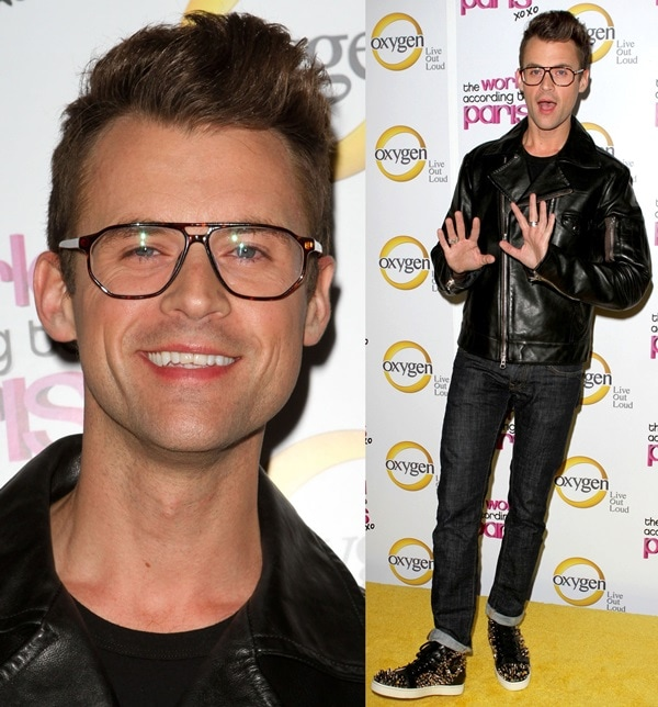 Brad Goreski at 'The World According To Paris' Series Premiere Party held at the Tropicana Bar at the Rooselvelt Hotel in Hollywood on May 17, 2011
