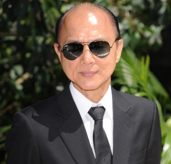 Jimmy Choo is a Malaysian fashion designer with a net worth of $50 million dollars