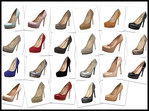 Pour La Victoire Irina platform pump in 23 colors