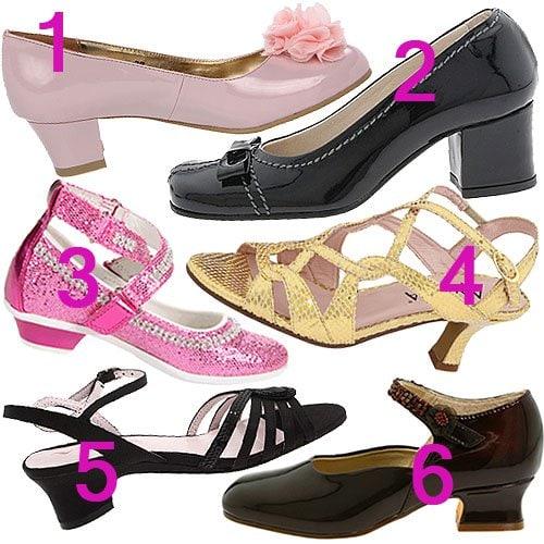 High heels for... kids?