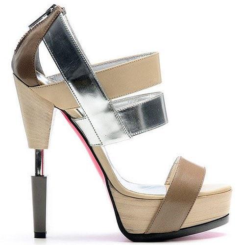 Ruthie Davis Robot sandals