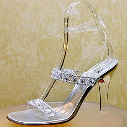 Stuart Weitzman Cinderella-Inspired Shoes