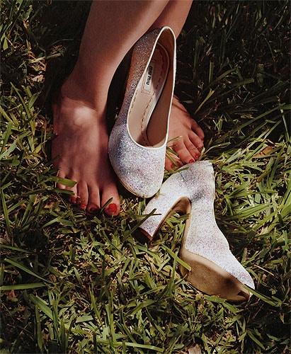 Hailee Steinfeld's Miu Miu Fall/Winter 2011 ad campaign