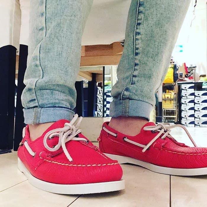 Sebago 'Docksides' Boat Shoes