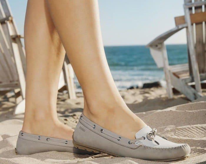 Sebago 'Harper Tie' Boat Shoes
