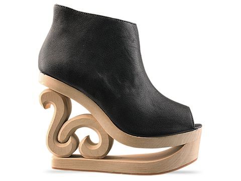 Jeffrey Campbell 'Skate' in Black