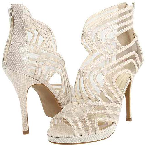 Promiscuous Quiana sandals in beige