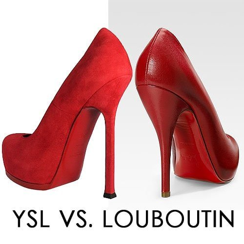 bfc85773c2ee Louboutin Loses to YSL and Exclusive Right to Use Red Soles