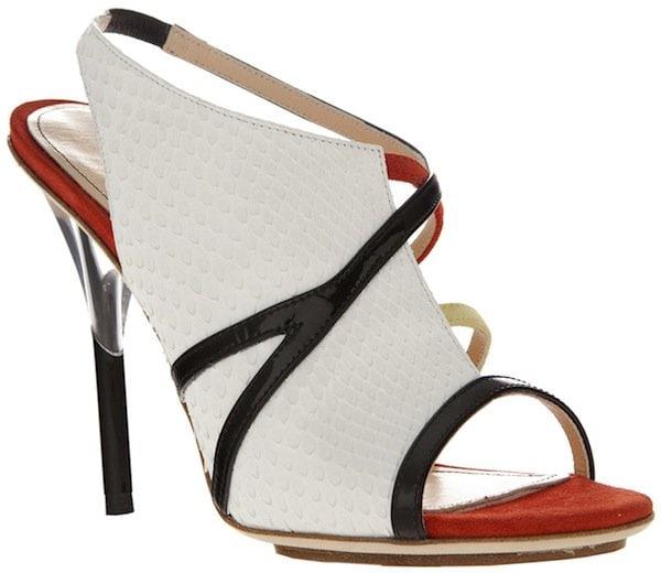"Aperlai ""Karine"" Open Toe Sandals"
