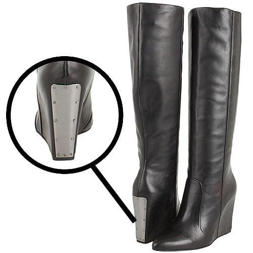 BCBG Max Azria Rachel wedge boots