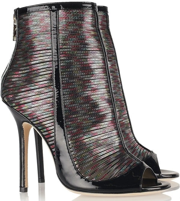 Jimmy Choo 'Kemp' Hologram Effect Patent