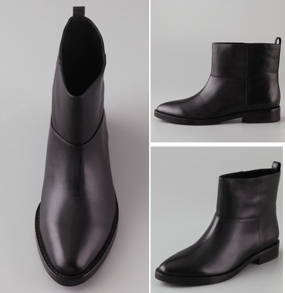 Theyskens' Theory Anise Booties