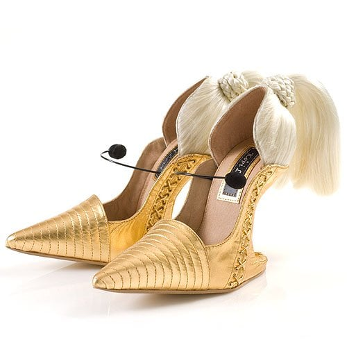Blond Ambition shoe
