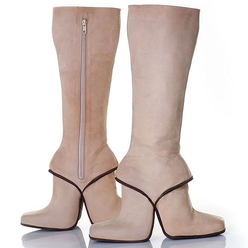 Double Boot, 2000 (As worn by Lady Gaga and Racquel Zimmerman in the