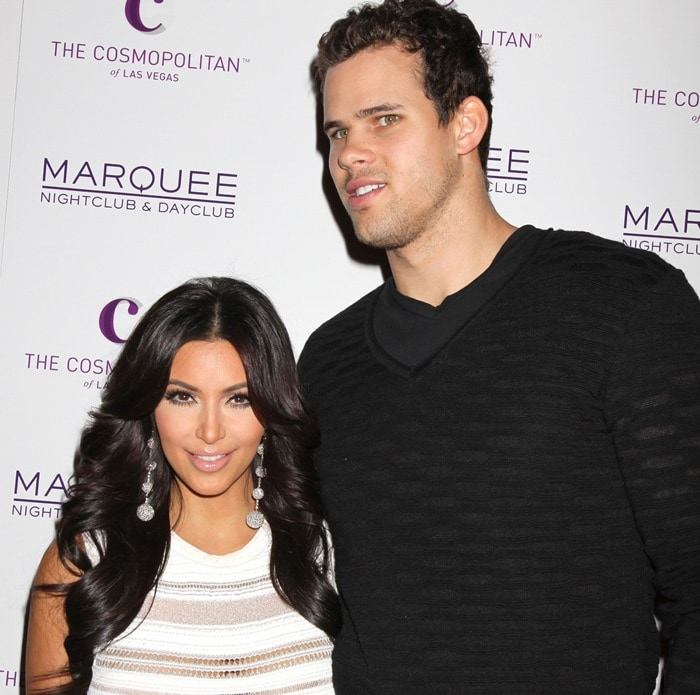 Kim Kardashian filed for divorce from Kris Humphries after just 72 days of marriage