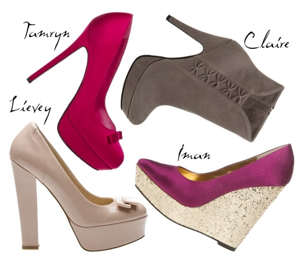 November shoes from ShoeDazzle