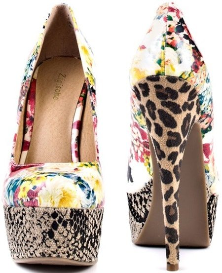 Zigi Girl 'Prinity' Pumps