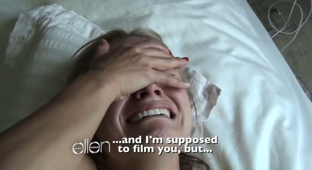 How Kristen Bell reacted when Dax Shepard introduced her to a sloth for the first time