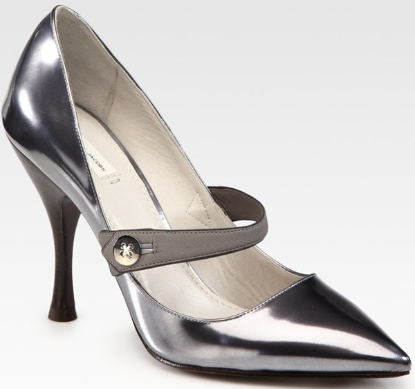 Marc Jacobs 'Runway' Point Toe Mary Jane Pumps