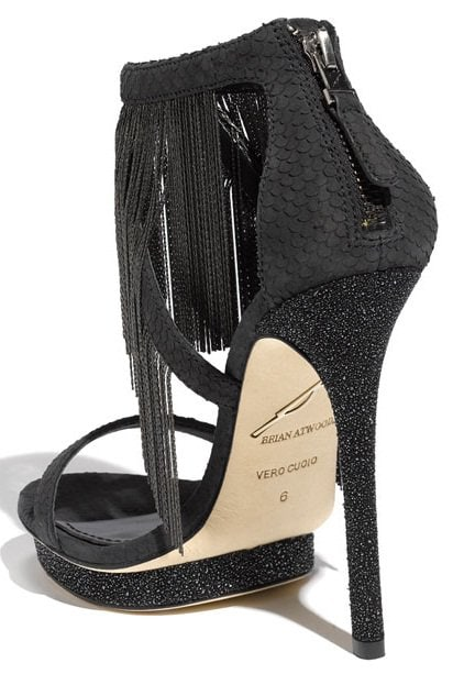 B by Brian Atwood 'Cassiane' Sandals