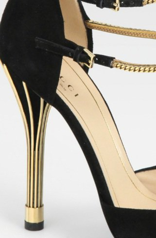 5-inch stiletto heel