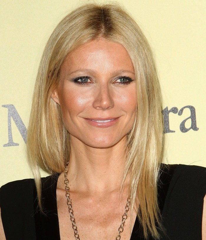 Gwyneth Paltrow attends the Fifth Annual Women In Film Pre-Oscar Cocktail Party