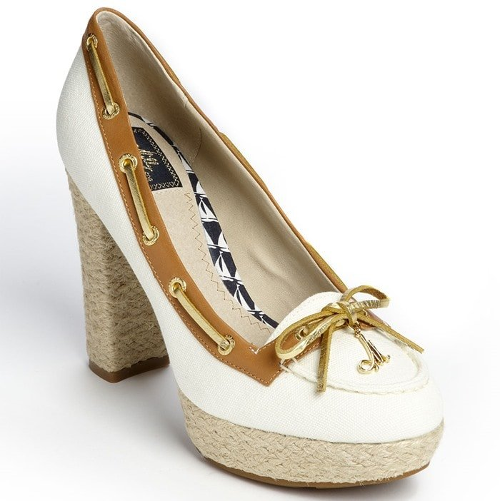 Milly for Sperry Top-Sider Platform Pump
