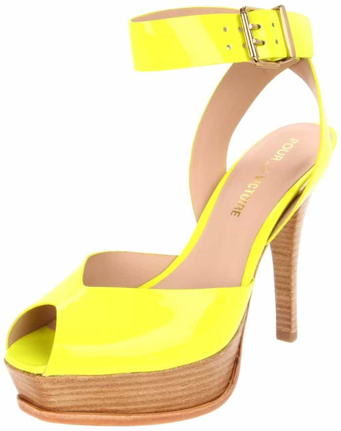 539a102820bb Brown and Yellow Shoes  Light Tan and Neon Citrussy Lime Yellow