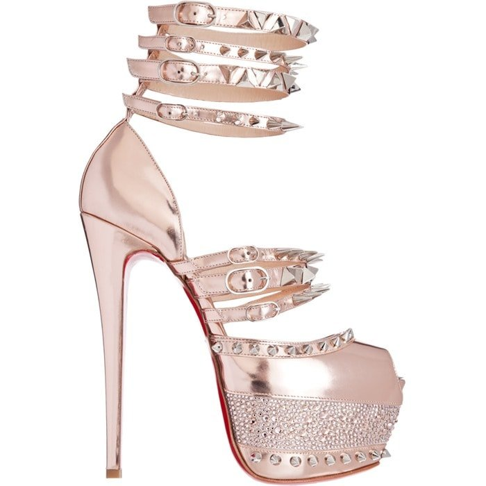 Christian Louboutin Pink Isolde Sandals