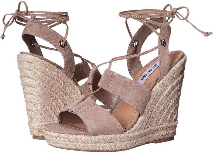 Steve Madden 'Prize' Espadrille Wedge Sandals