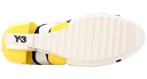 Adidas Y-3 by Yohji Yamamoto Oriah Sneaker Booties