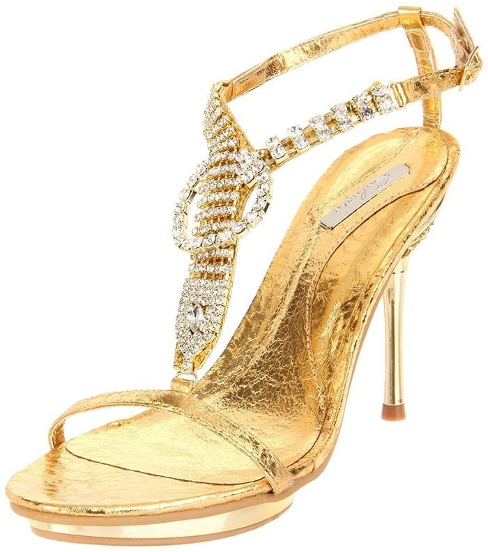Celeste 'Joyce' Ankle Strap Sandals